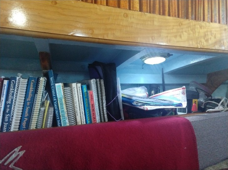 Starboard book library.